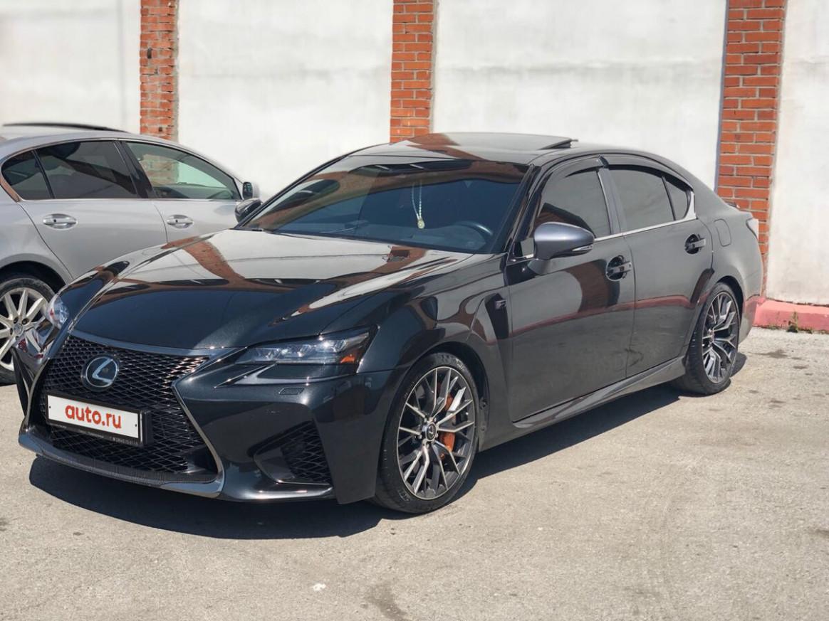 Release 2022 Lexus GS F