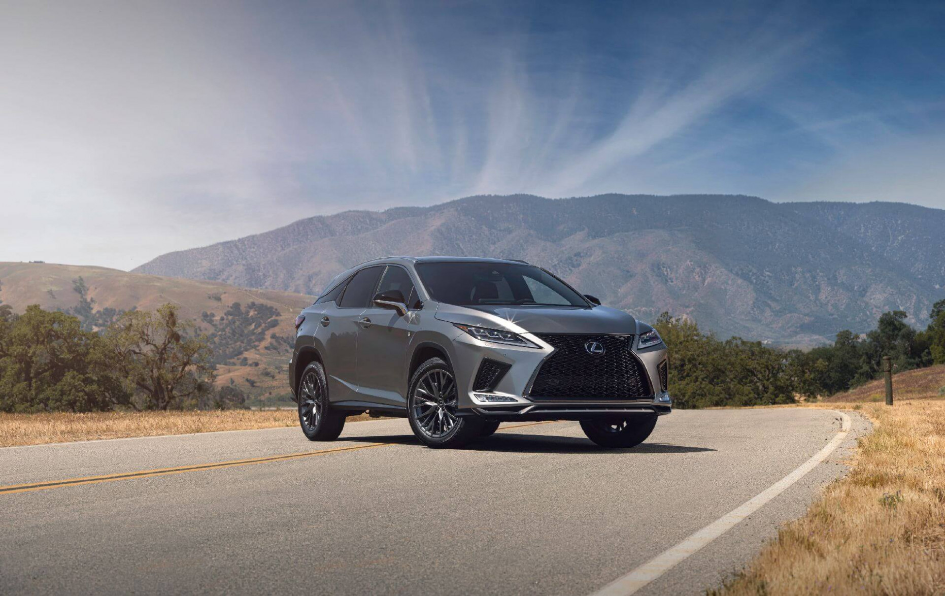 Release Date and Concept 2022 Lexus Rx 350 F Sport Suv