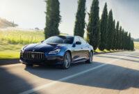 Rumors 2022 Maserati Quattroportes