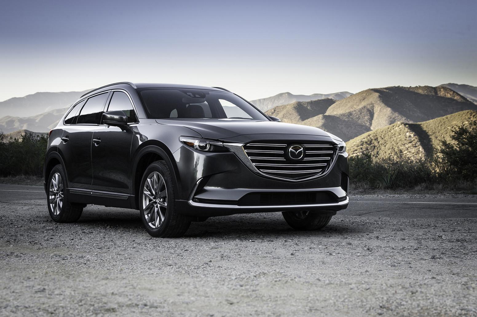 Pictures 2022 Mazda Cx 9