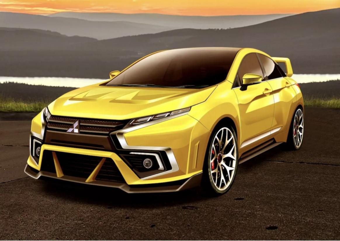 Images 2022 Mitsubishi Galant