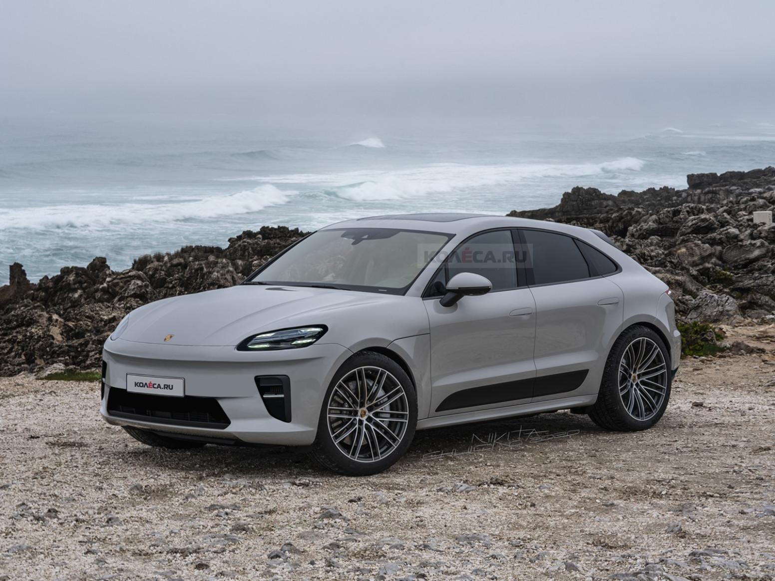 Rumors 2022 Porsche Macan
