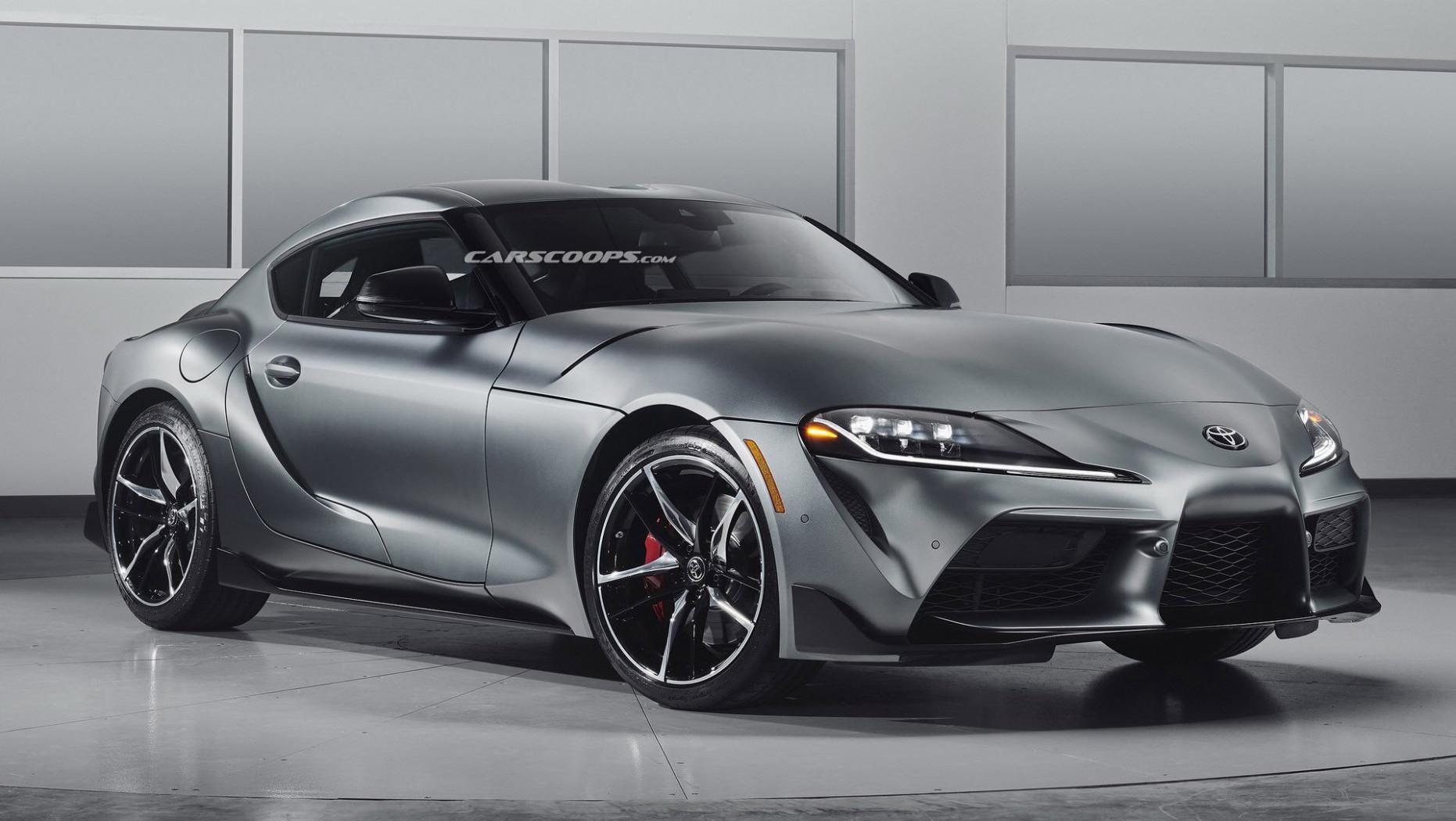 Research New 2022 Toyota Supra Jalopnik