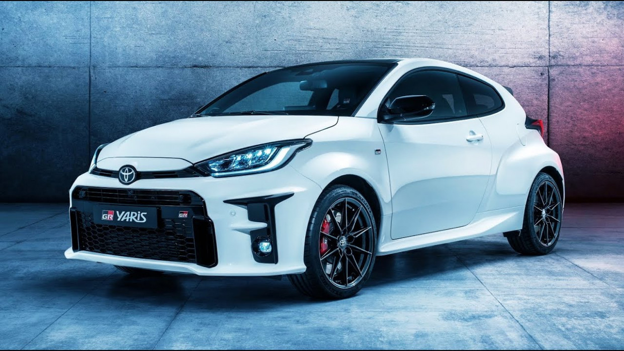 Redesign 2022 Toyota Yaris