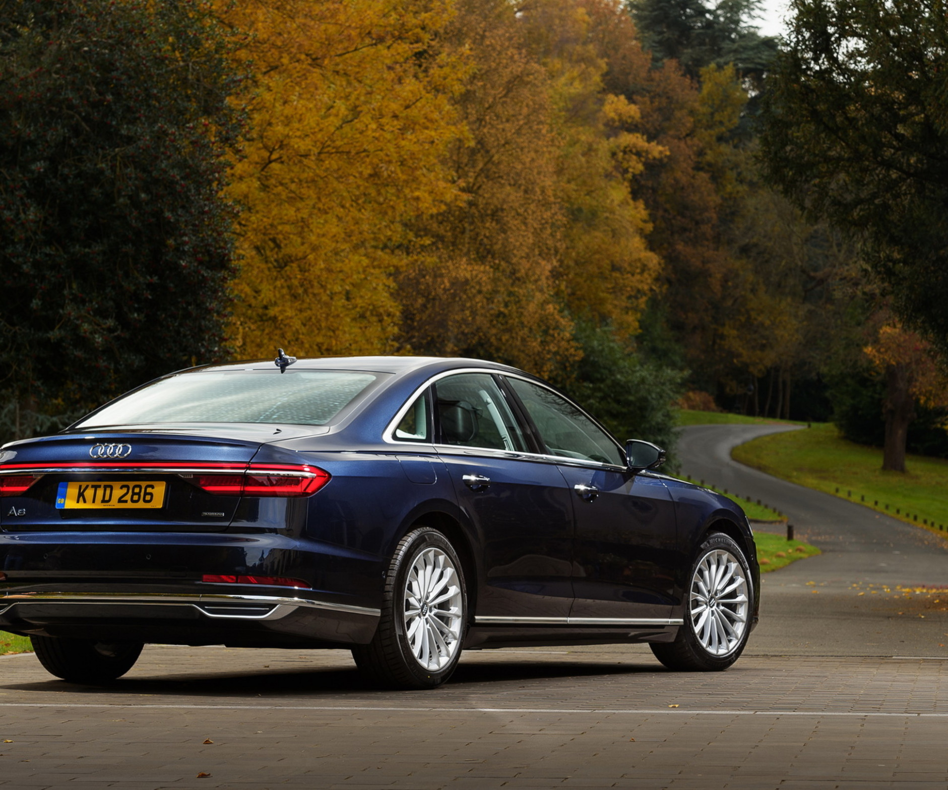 Redesign and Concept Audi A8 2022
