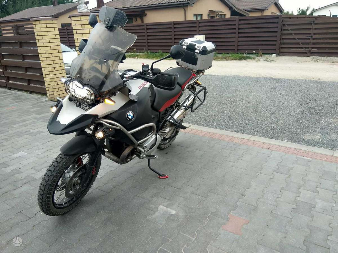 Wallpaper BMW Gs Adventure 2022