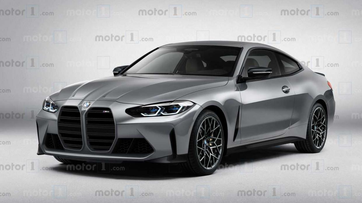 Exterior BMW M4 2022