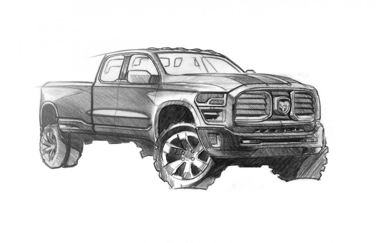 Spesification Dodge Ram Hd 2022