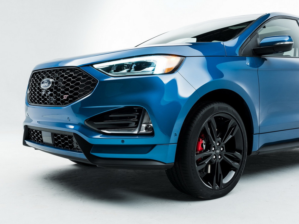 Images Ford Edge 2022