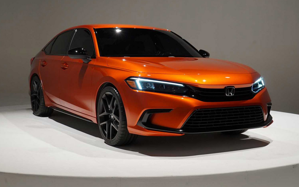 Release Honda Civic 2022 Youtube