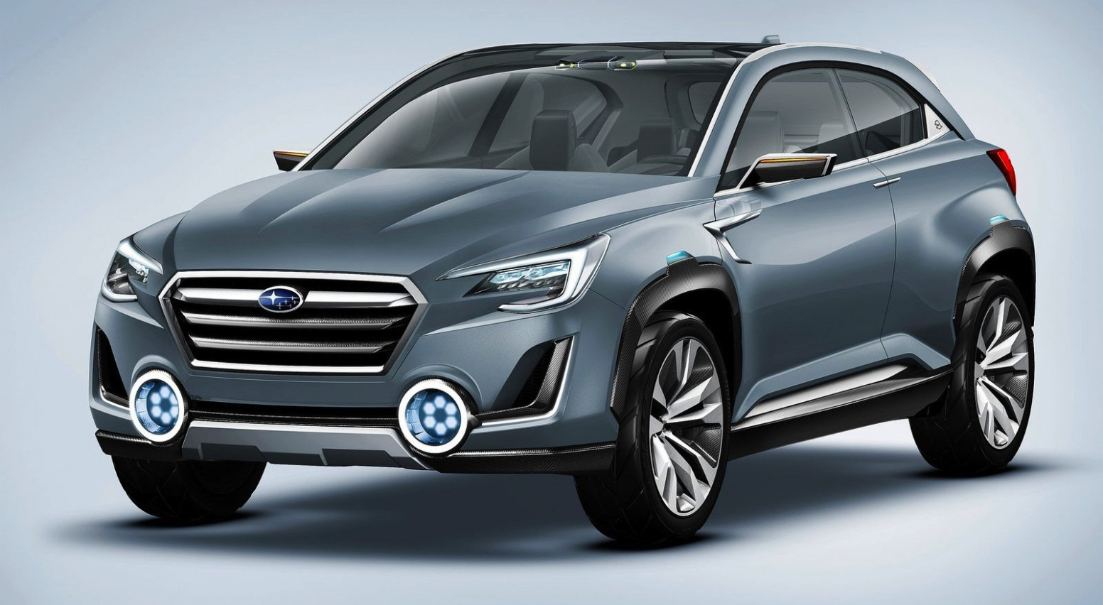 Exterior and Interior Subaru Prominence 2022