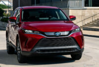 Review Toyota Venza 2022