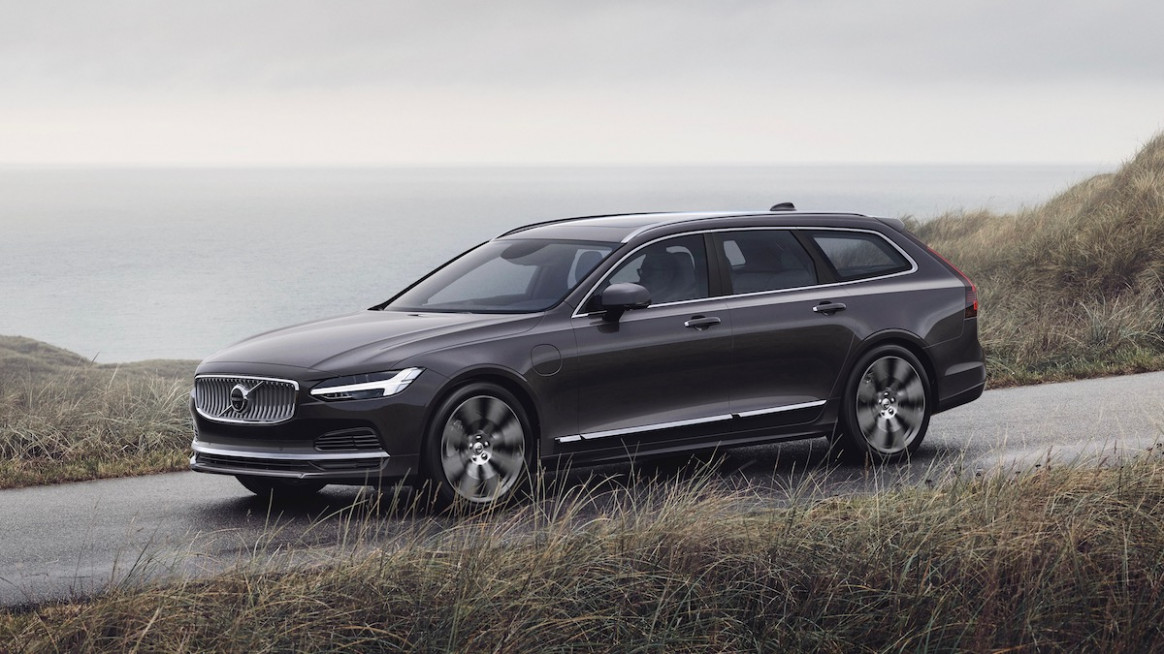 Price, Design and Review Volvo V90