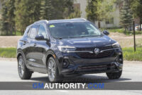 prices when does the 2022 buick encore come out