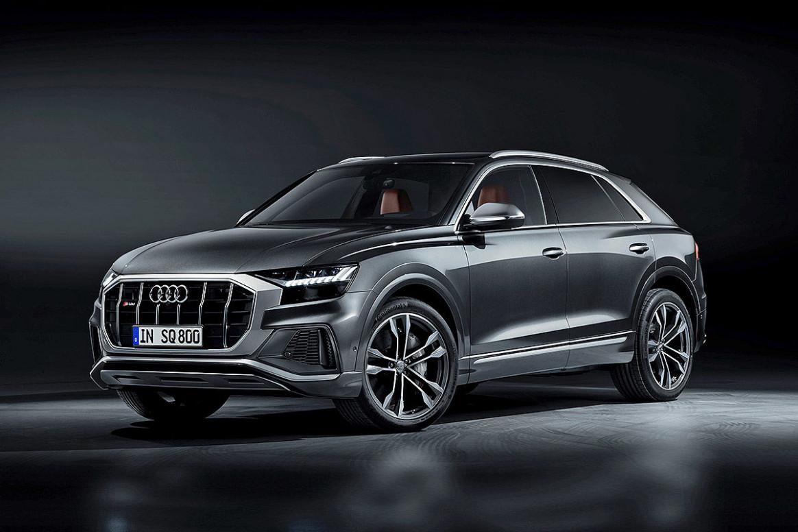 Configurations 2022 Audi Q4s