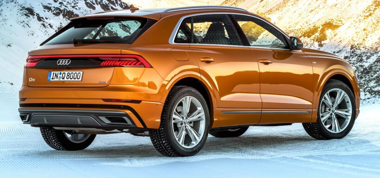 New Concept 2022 Audi Q8