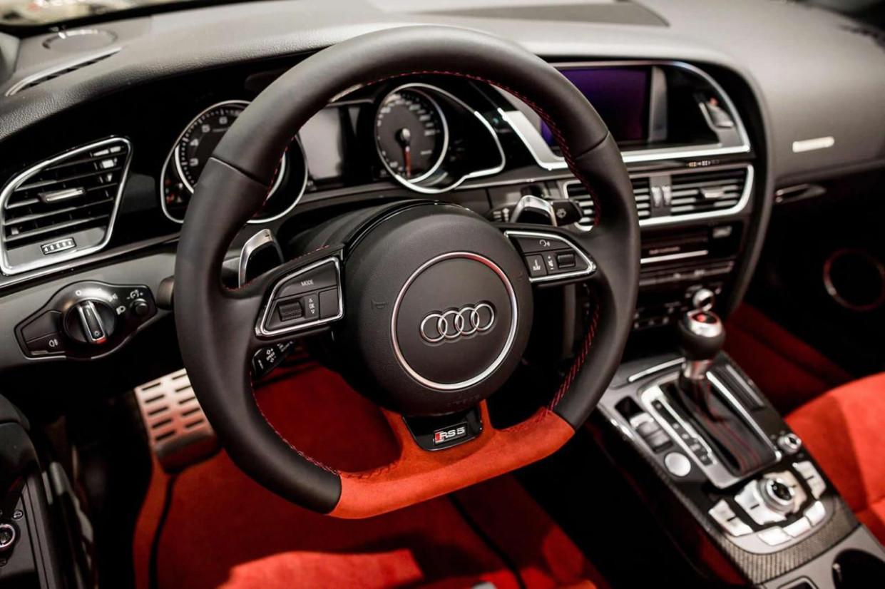 Concept 2022 Audi Rs5 Cabriolet