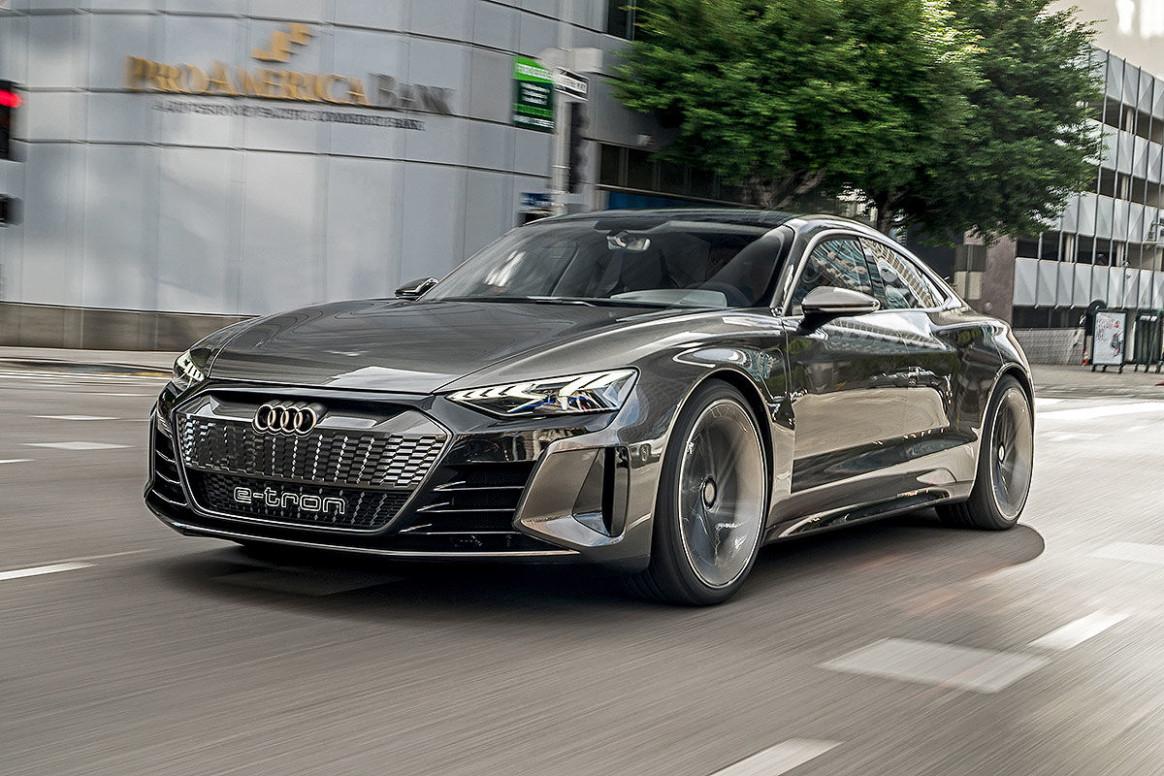 Spy Shoot 2022 Audi S4
