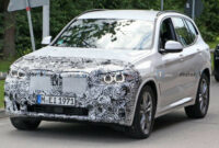 pricing 2022 bmw x3 release date