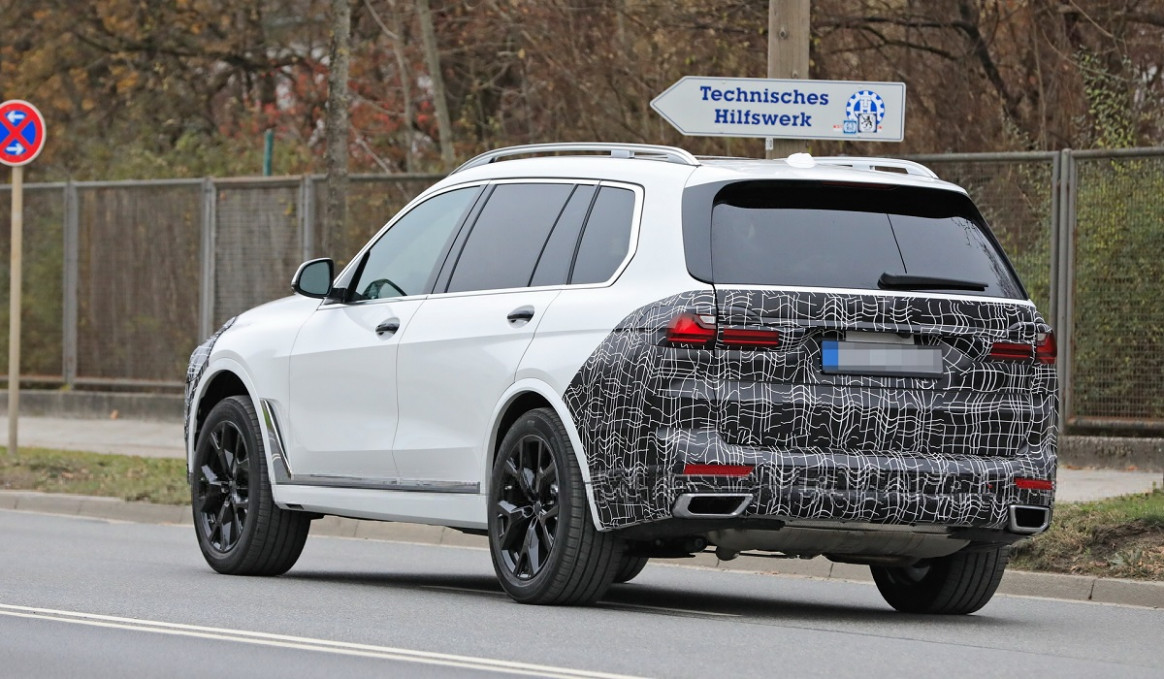 Overview 2022 BMW X7 Suv