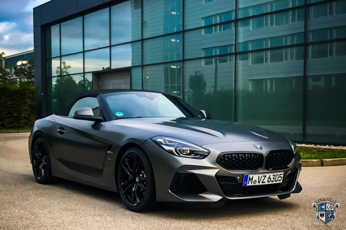 Spesification 2022 BMW Z4