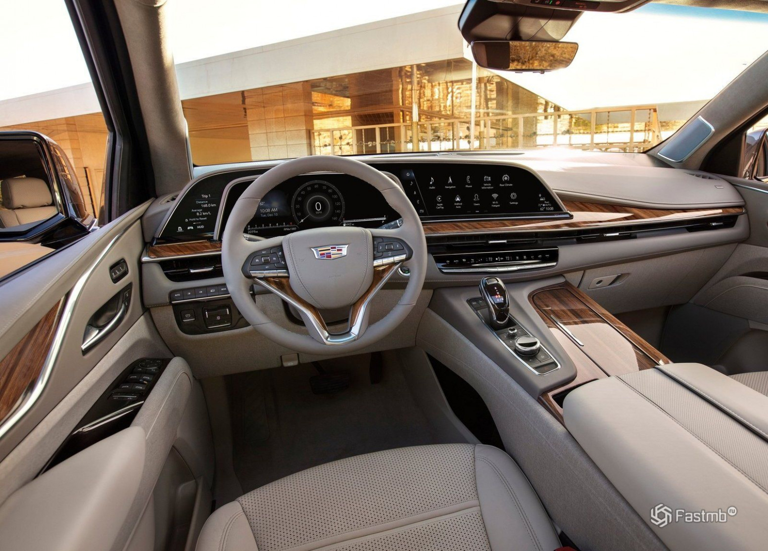 Engine 2022 Cadillac Escalade Platinum