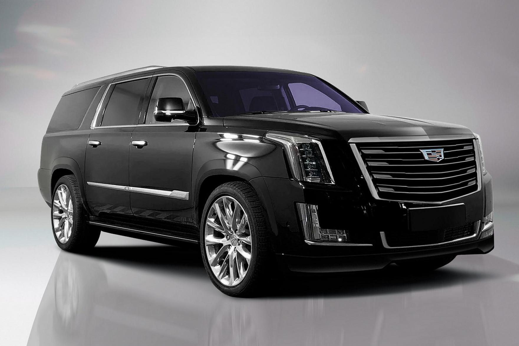 Interior 2022 Cadillac Escalade Platinum