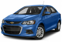 pricing 2022 chevy sonic