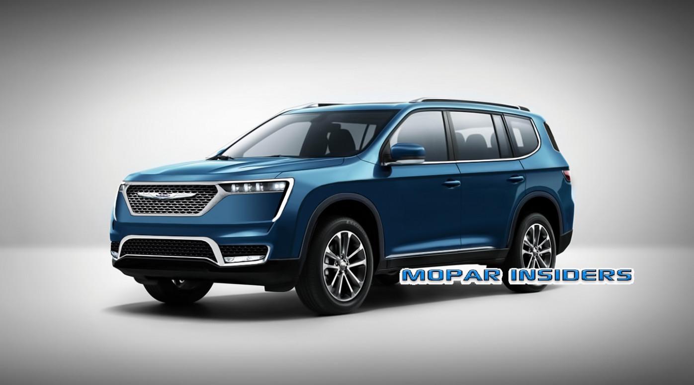 Rumors 2022 Chrysler Aspen