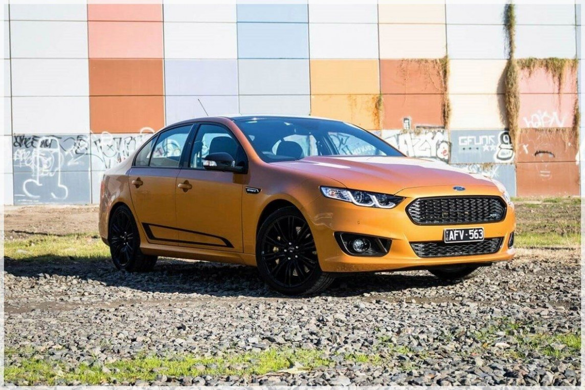 Concept 2022 Ford Falcon Xr8 Gt