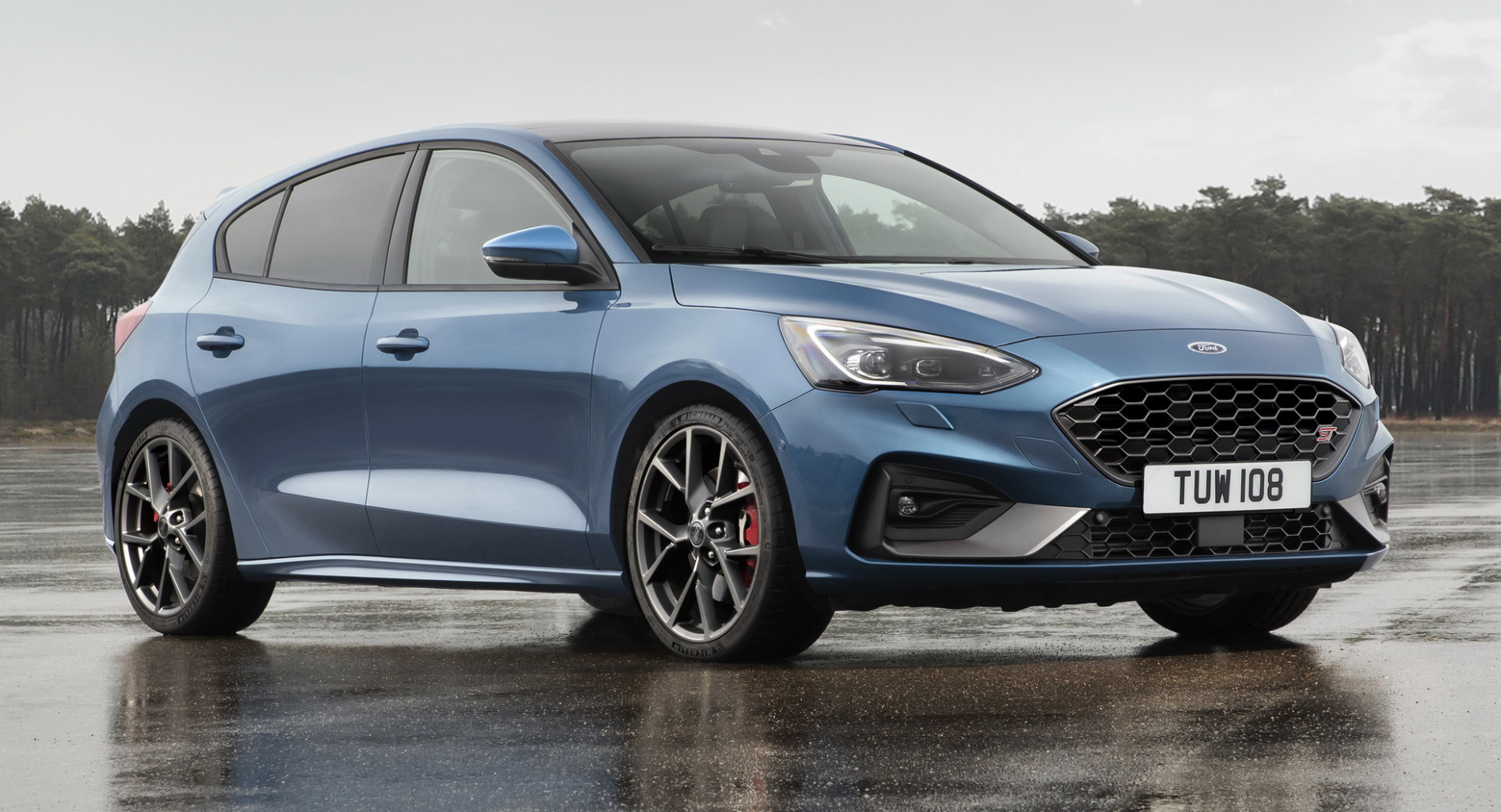 Release Date and Concept 2022 Ford Focus Rs St