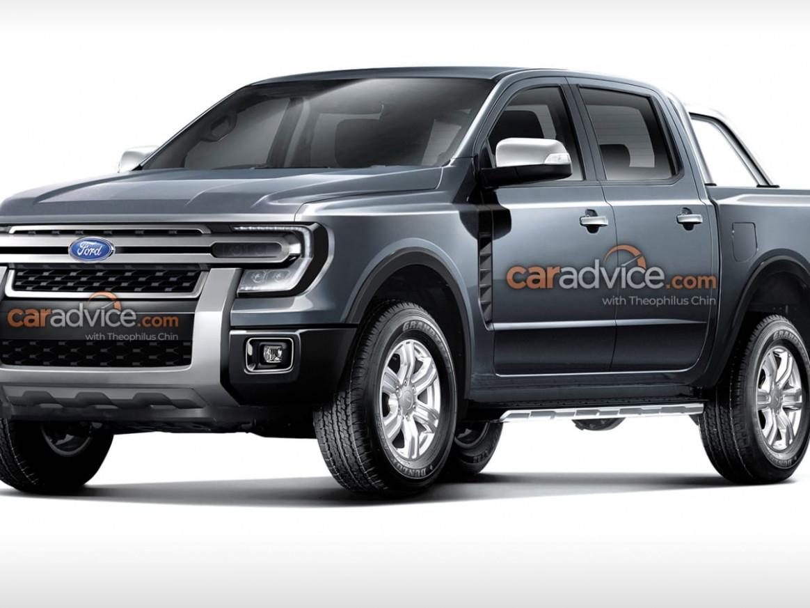 Ratings 2022 Ford Ranger Australia