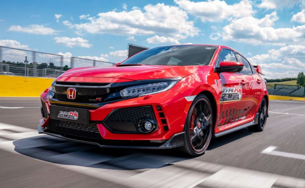 Redesign and Concept 2022 Honda Civic Type R