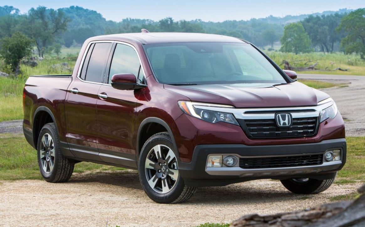 Configurations 2022 Honda Ridgelineand