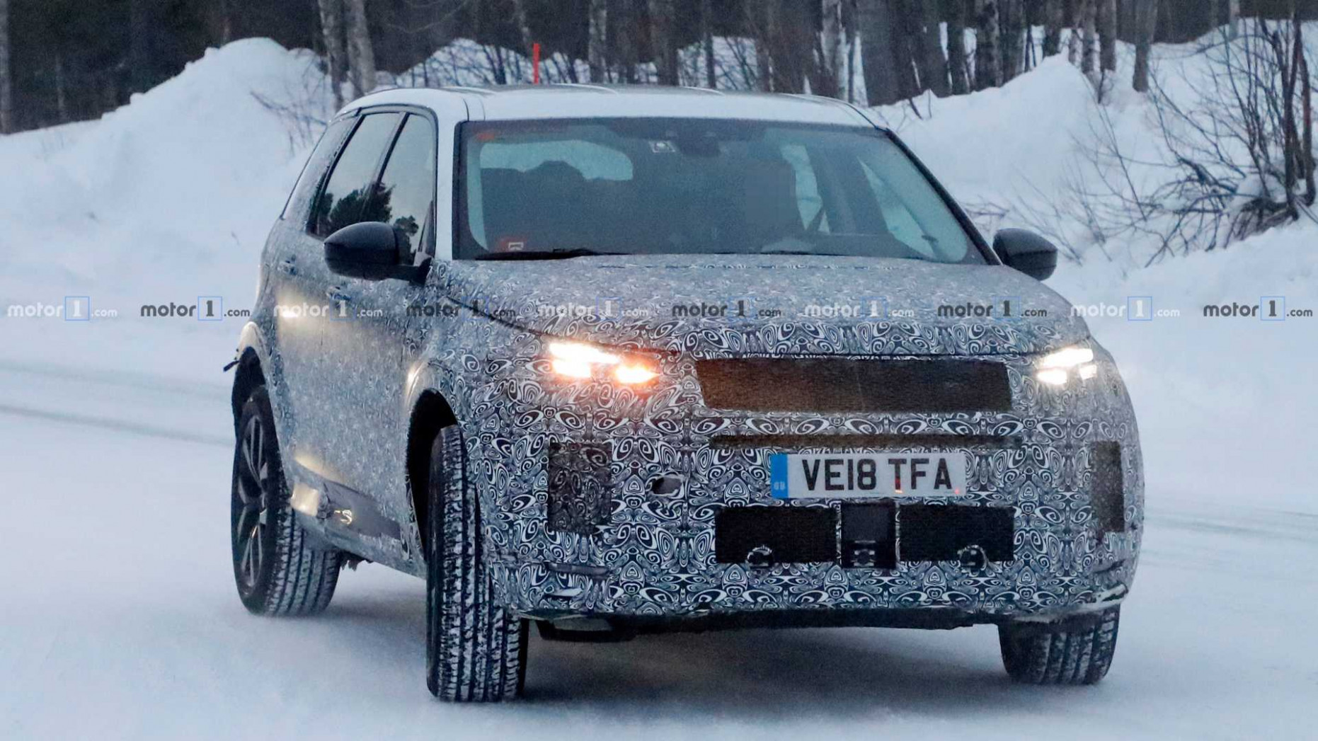 Redesign and Review 2022 Land Rover Discovery Sport