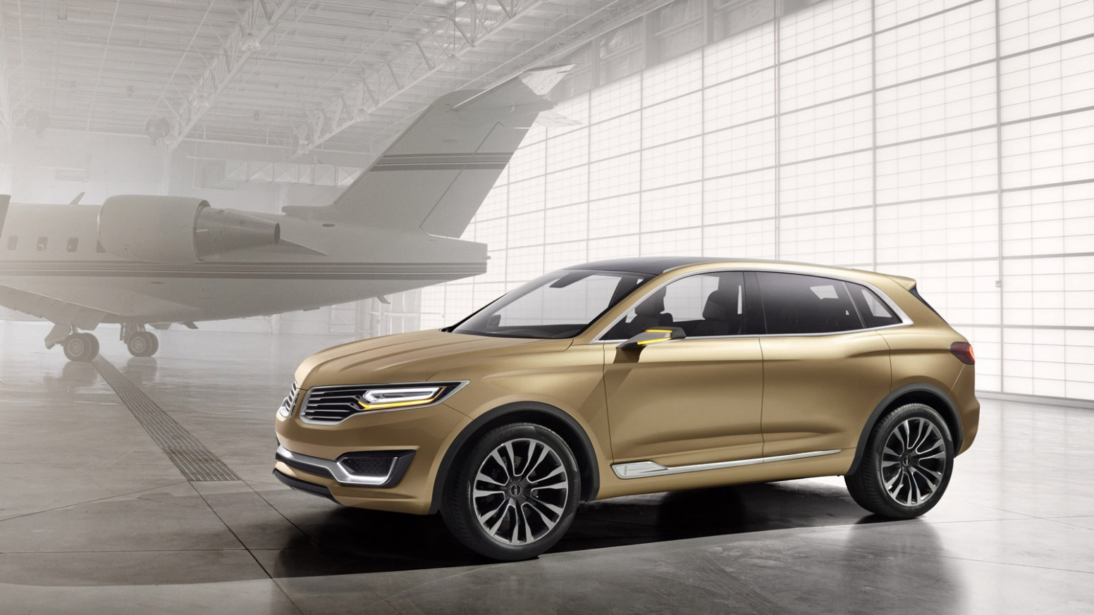 Exterior and Interior 2022 Lincoln Mkx At Beijing Motor Show
