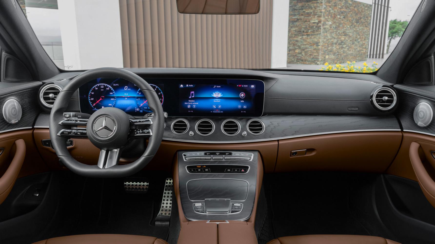 Configurations 2022 Mercedes E-Class