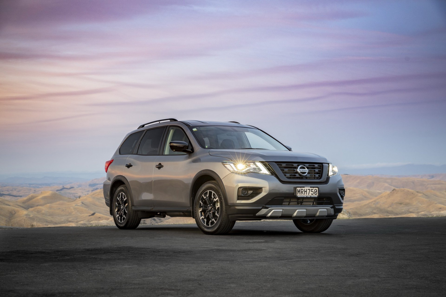 Release Date and Concept 2022 Nissan Pathfinder Hybrid