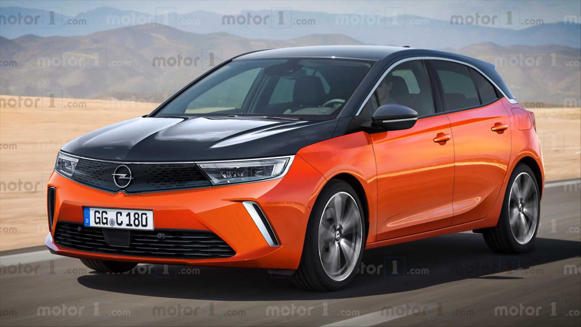 Rumors 2022 Opel Corsa