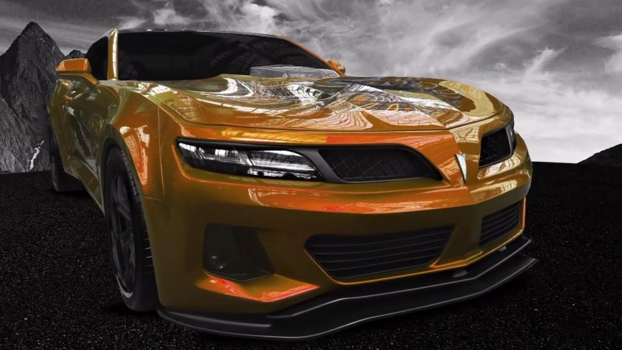 Price and Review 2022 Pontiac Firebird Trans Am