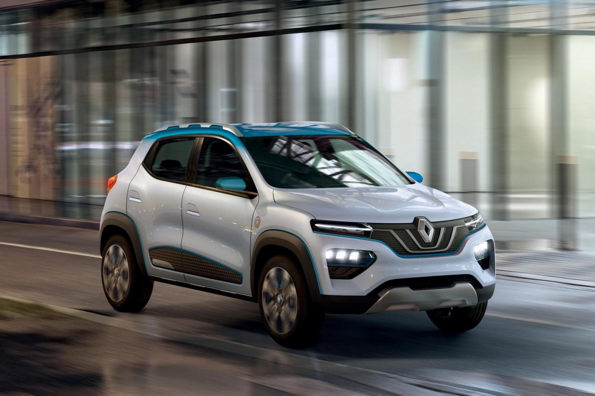 Exterior 2022 Renault Kadjar