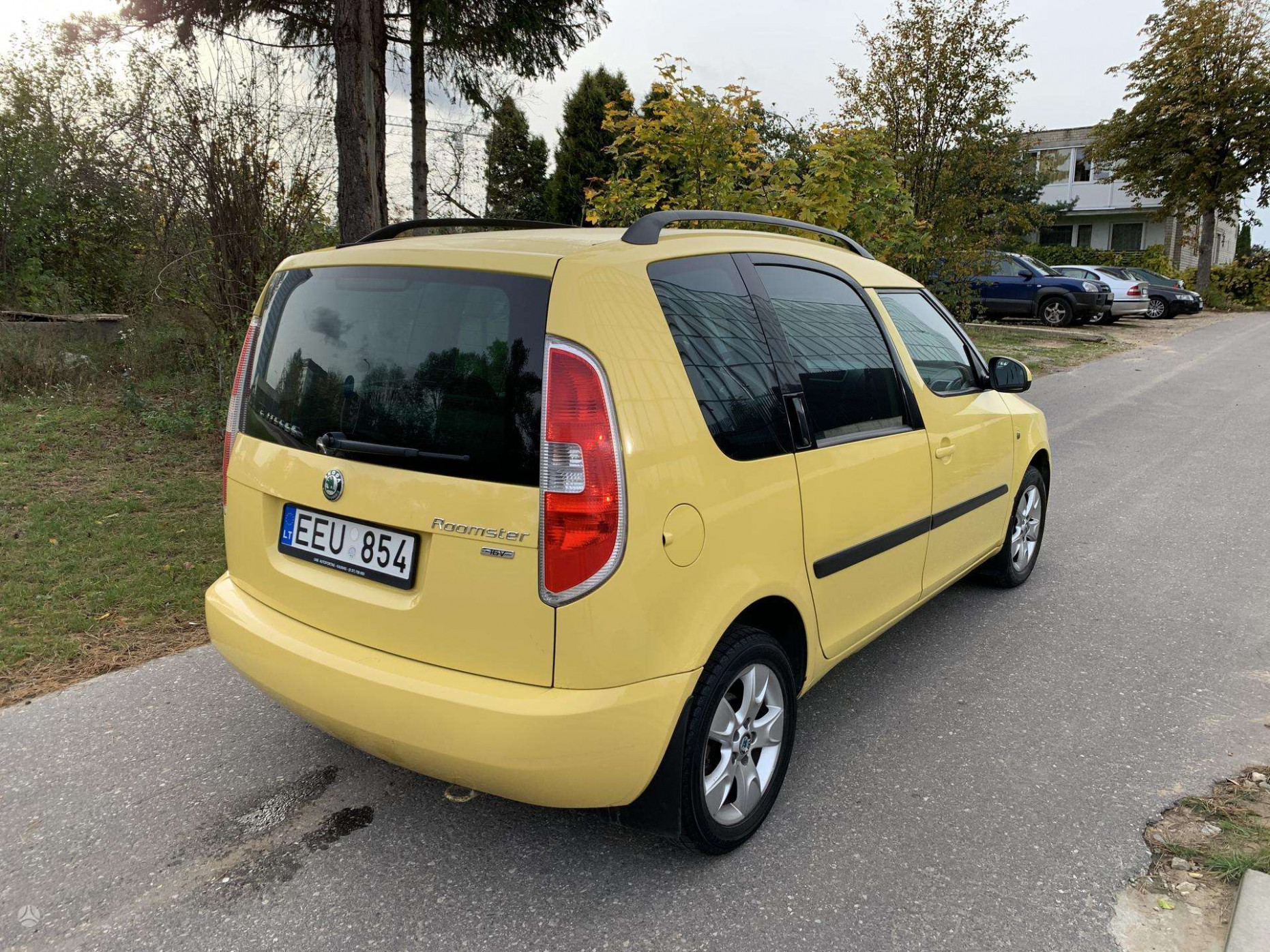 Photos 2022 Skoda Roomster