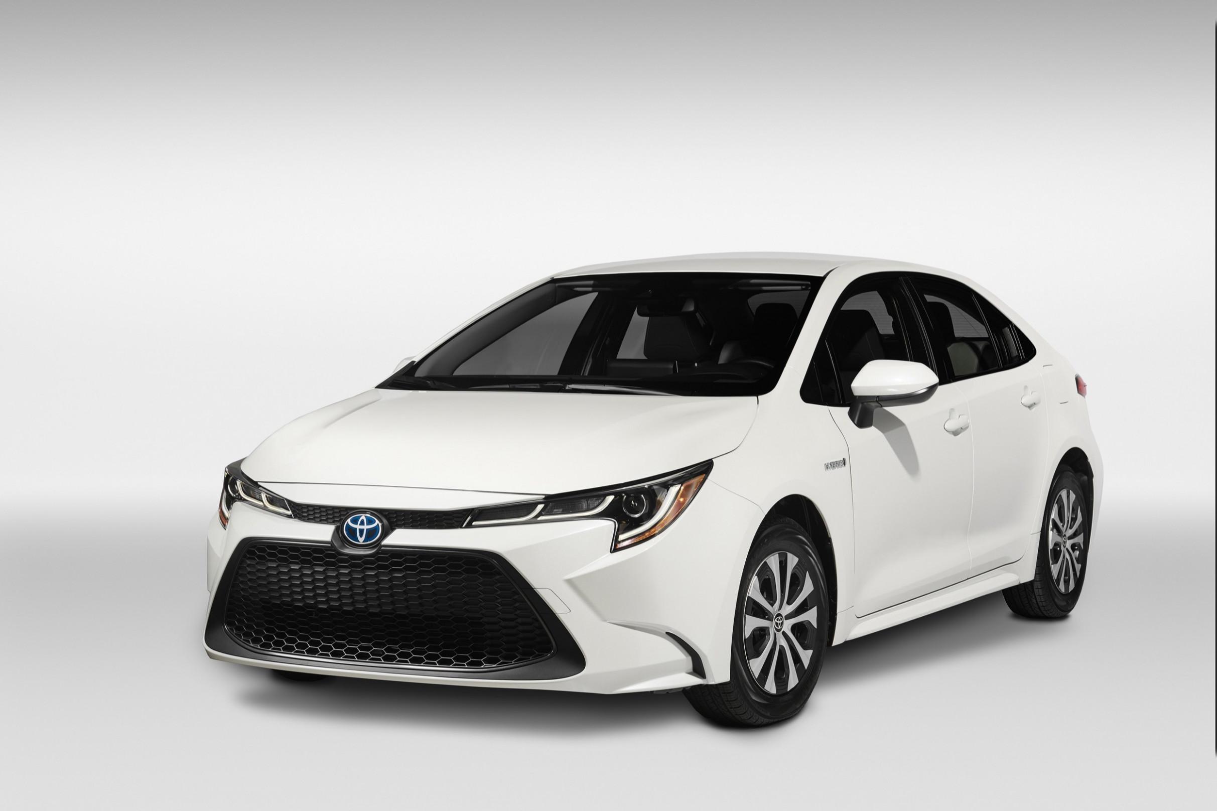 Exterior 2022 Toyota Altis