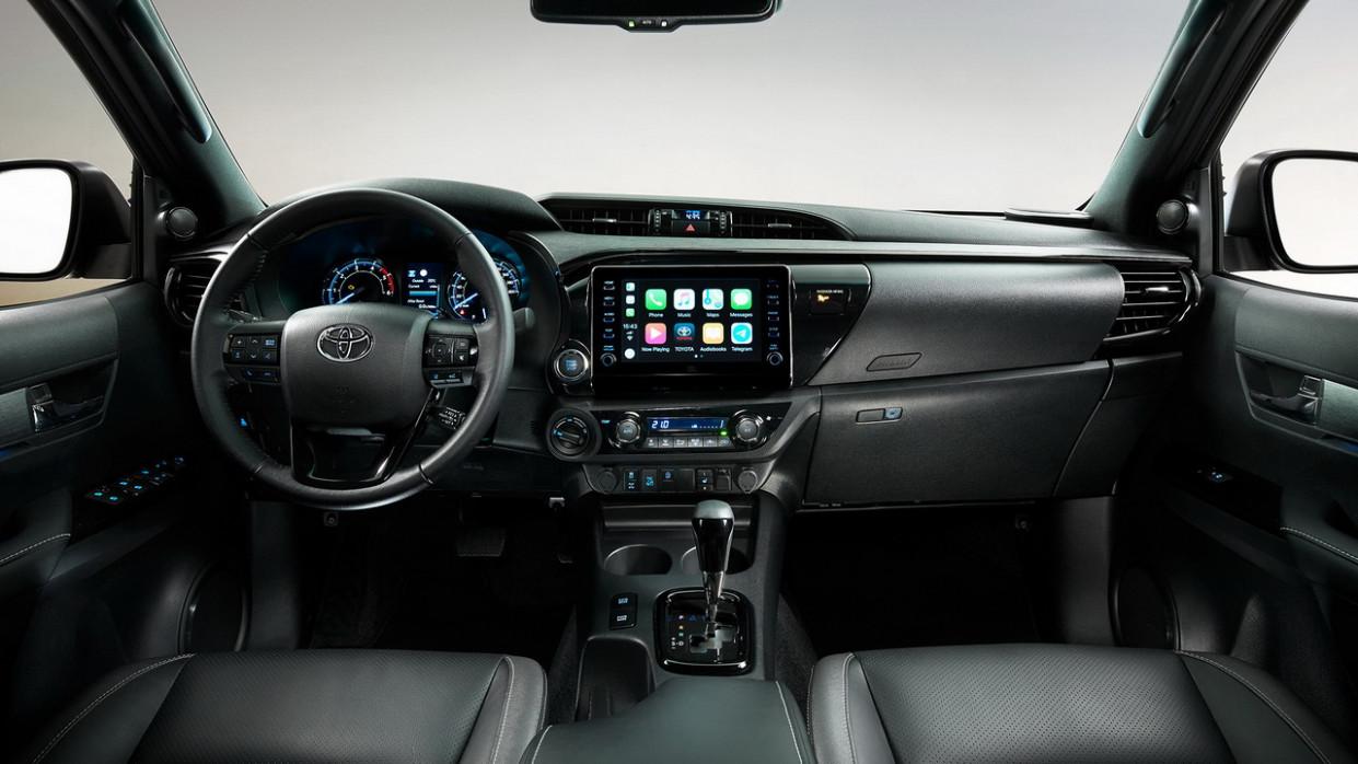 Overview 2022 Toyota Vigo