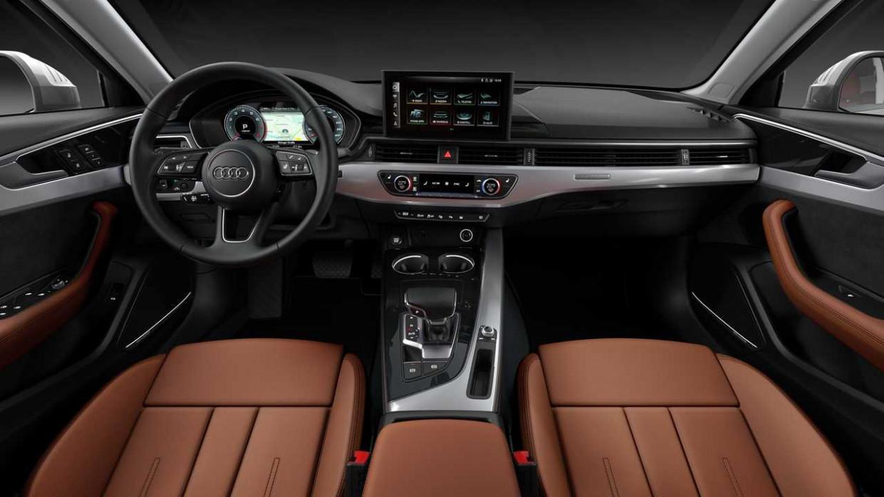 Exterior Audi A4 2022 Interior