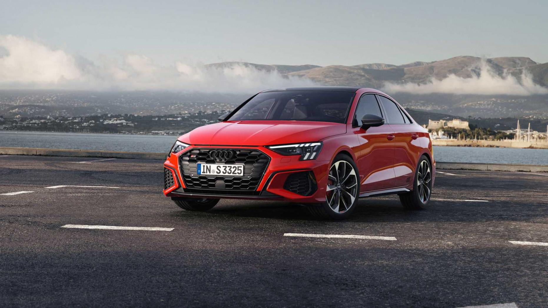 Price Audi S3 2022