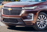 pricing chevrolet traverse 2022