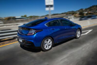 Performance and New Engine Chevrolet Volt 2022