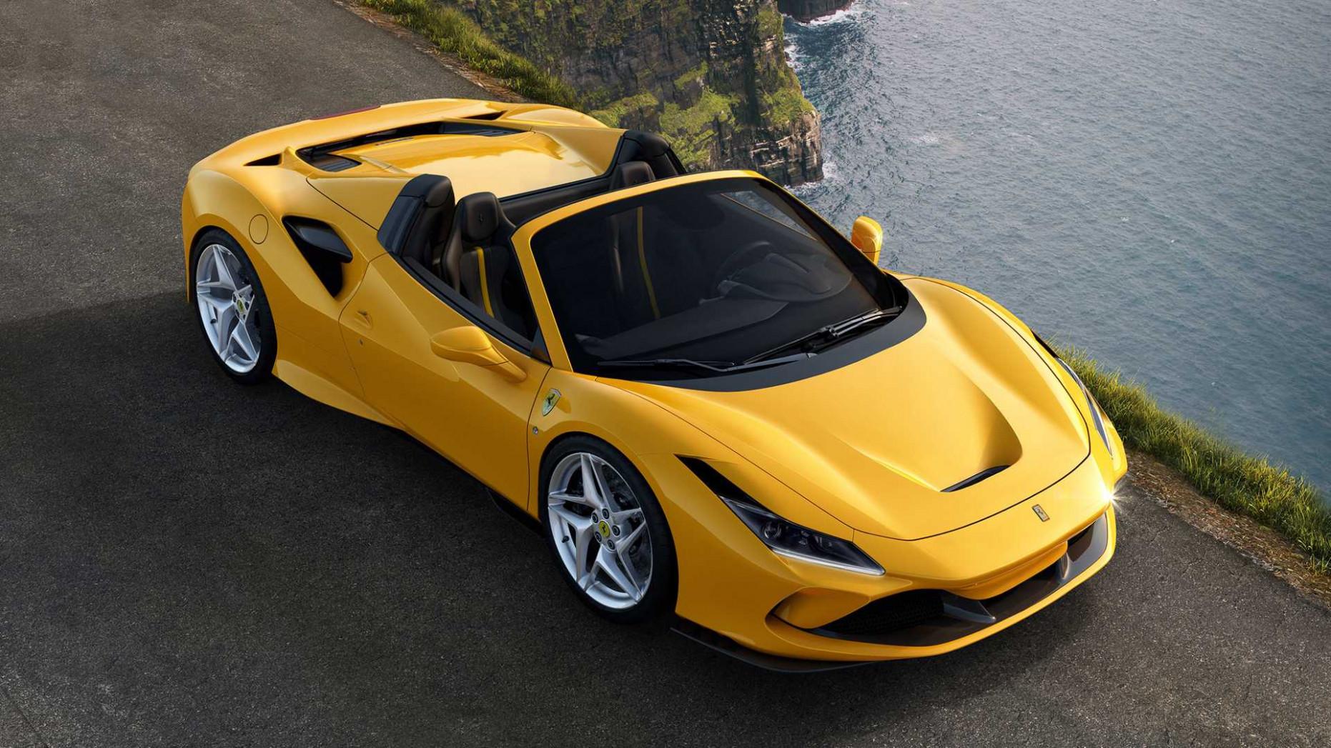 Prices Ferrari 2022 F8 Tributo