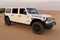 pricing jeep wrangler rubicon 2022